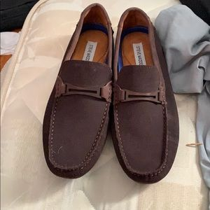 Steve Madden brown driver shoes